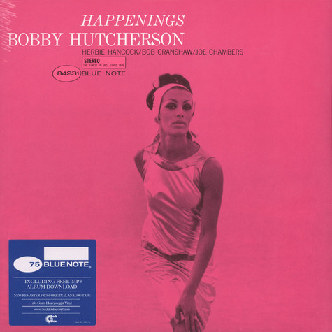 Bobby Hutcherson - Happenings