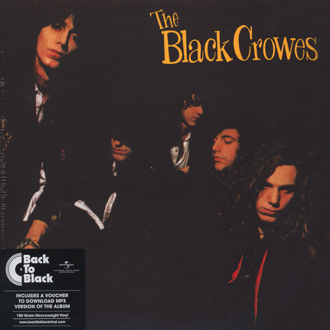 Black Crowes, The - Shake Your Money Maker