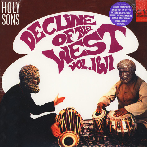 Holy Sons - Decline Of The West Vol I & II