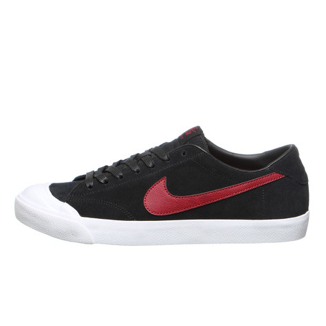 3443ebebfd57 Nike SB - Air Zoom All Court CK (Black   Team Red   White)