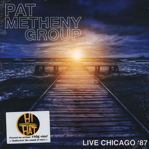 Pat Metheny Group - Live In Chicago '87