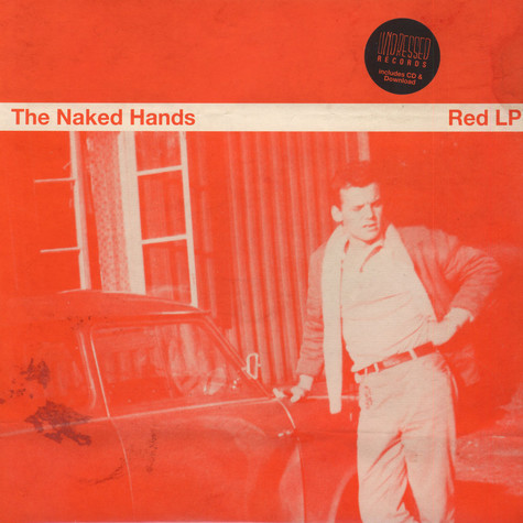 Naked Hands,The - Red LP
