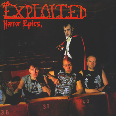 Exploited, The - Horror Epics