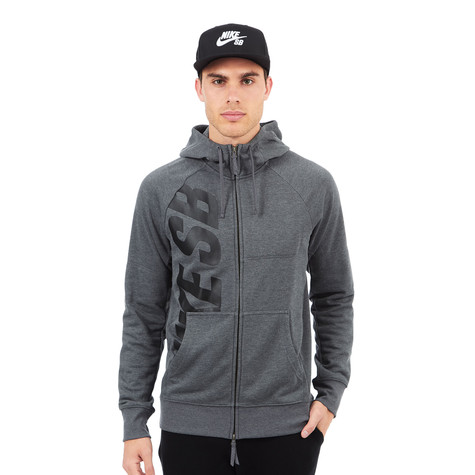 Nike SB - Lightweight Everett Dri-Fit Full-Zip Hoodie