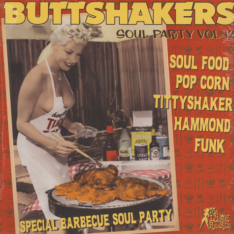 Buttshakers! - Soul Party Volume 12