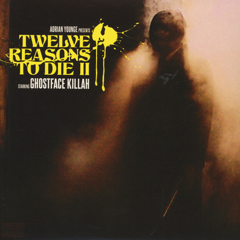 Ghostface Killah & Adrian Younge - Return Of The Savage Feat. Raekwon & RZA / King Of New York Feat. Raekwon