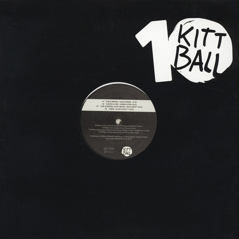V.A. - 10 Years Of Kittball Part 3