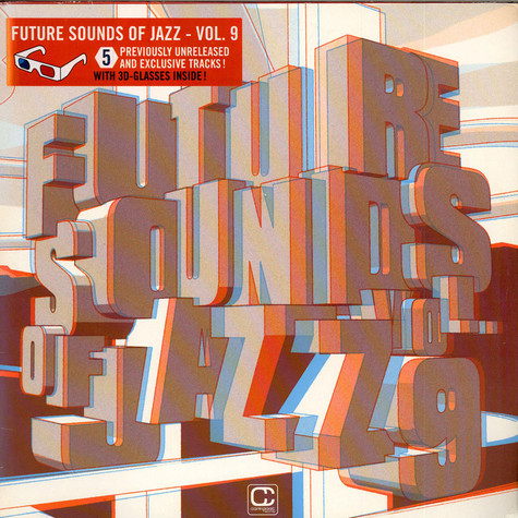 V.A. - Future Sounds Of Jazz Vol. 9