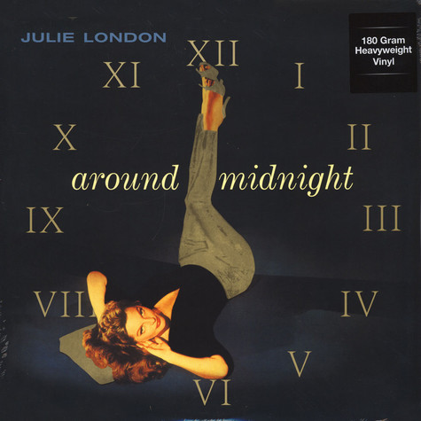 Julie London - Around Midnight 180g Vinyl Edition