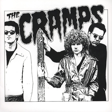 Cramps, The - The Band That Time Forgot