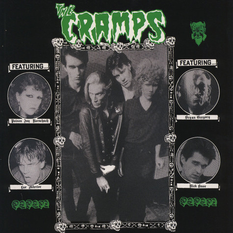 Cramps, The - De Lux Album