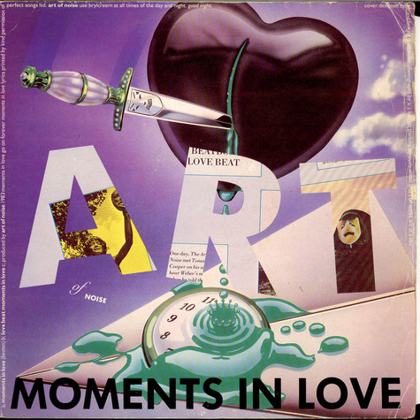 The Art Of Noise - Moments In Love