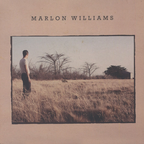 Marlon Williams - Marlon Williams Black Vinyl Edition