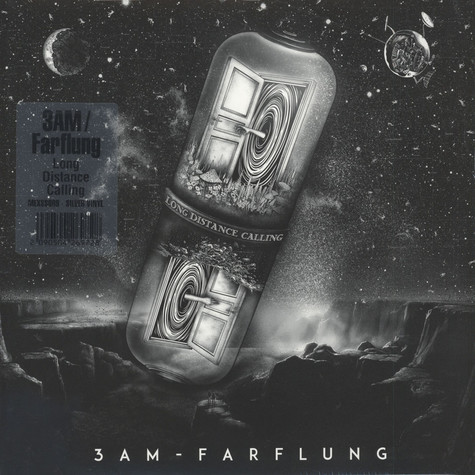 3AM / Farflung - Long Distance Calling Silver Vinyl Edition