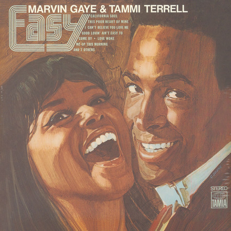 Marvin Gaye & Tammi Terrel - Easy