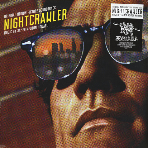 James Newton Howard - OST Nightcrawler Colored Vinyl Edition
