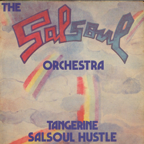 Salsoul Orchestra, The - Tangerine / Salsoul Hustle