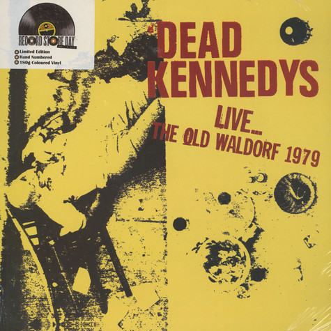 Dead Kennedys - Live ... The Old Waldorf 1979