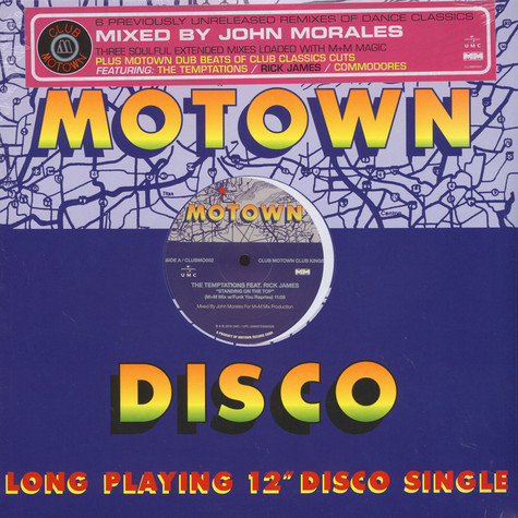 John Morales presents - Club Motown Kings