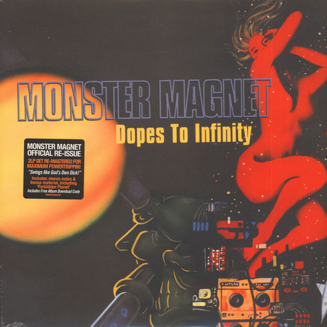 Monster Magnet - Dopes To Infinity