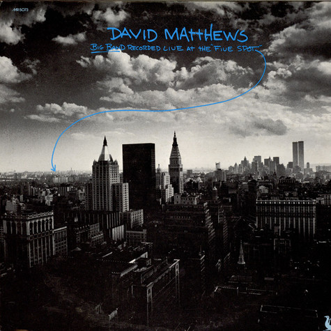 """Dave Matthews - Big Band Recorded Live At The """"Five Spot"""""""