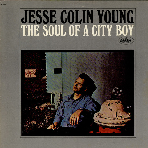 Jesse Colin Young - The Soul Of A City Boy