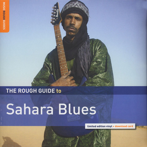 V.A. - The Rough Guide To Sahara Blues