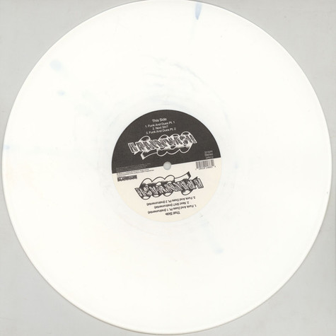 Brainwash 2000 - Funk And Dues / Next Shit Splatter Vinyl Edition