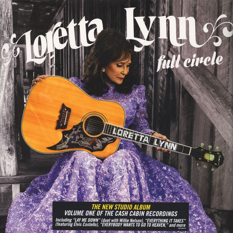 Loretta Lynn - Full Circle