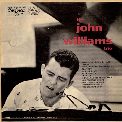 John Williams - John Williams Trio