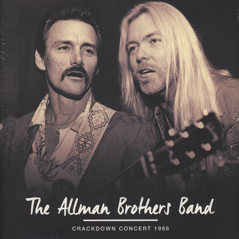 Allman Brothers, The - The Crackdown Concert