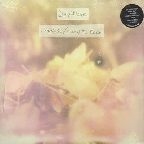 Day Wave - Headcase / Hard To Read