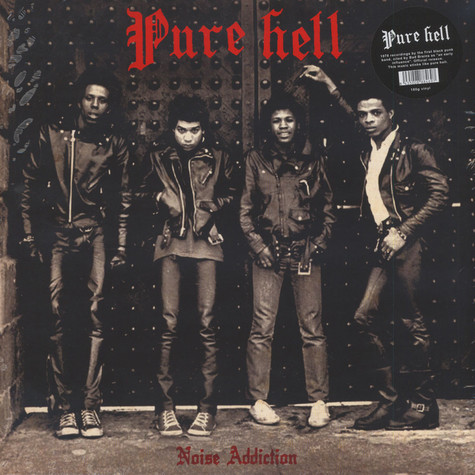 Pure Hell - Noise Addiction