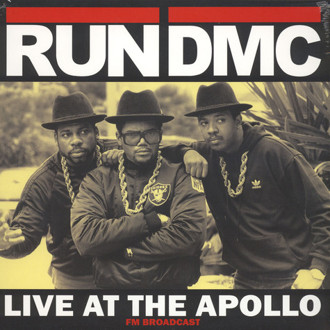 Run DMC - Live At The Apollo FM Broadcast
