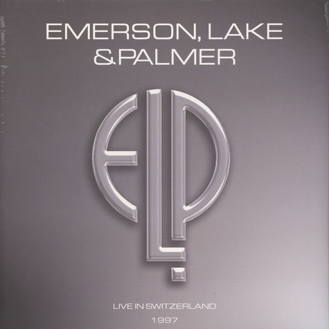 Emerson, Lake And Palmer - Live In Switzerland 1997
