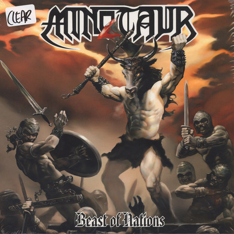 Minotaur - Beast Of Nations Colored  Vinyl Edition