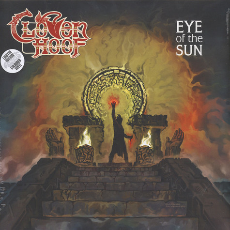 Cloven Hoof - Eye Of The Sun Colored Vinyl Edition