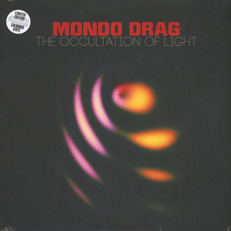 Mondo Drag - Occultation Of Light Yellow Vinyl Edition