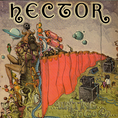 Hector - Waiting To Go On