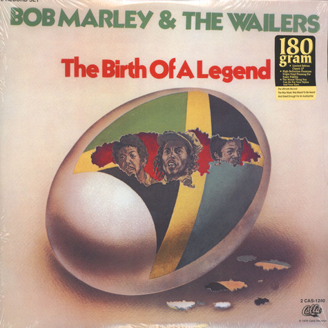 Bob Marley & The Wailers - The Birth Of A Legend