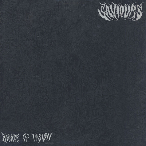 Saviours - Palace Of Vision Black Vinyl Edition