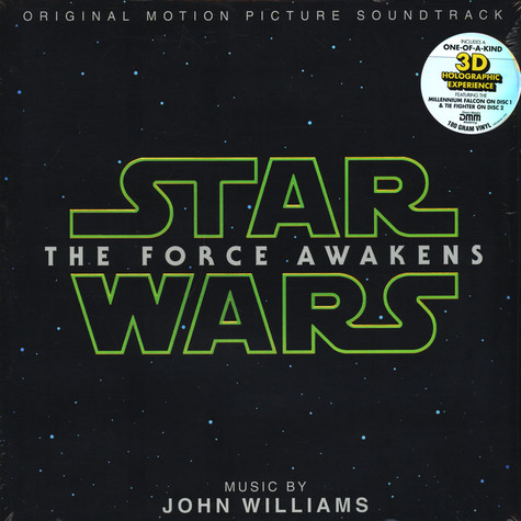 John Williams - OST Star Wars: The Force Awakens