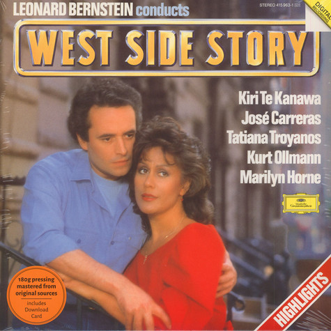 Leonard Bernstein - West Side Story Highlights
