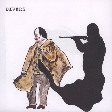 Divers - Achin' On / You Can't Do That