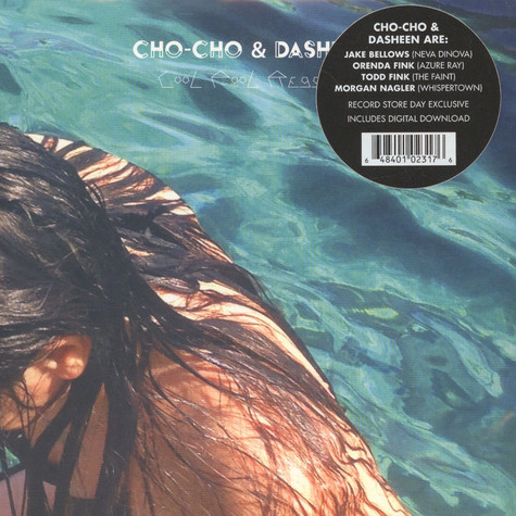Cho-Cho & Dasheen - Cool Pool Reggae