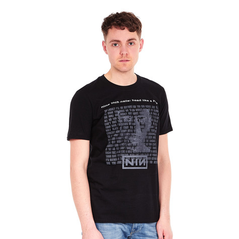 Nine Inch Nails - Head T-Shirt