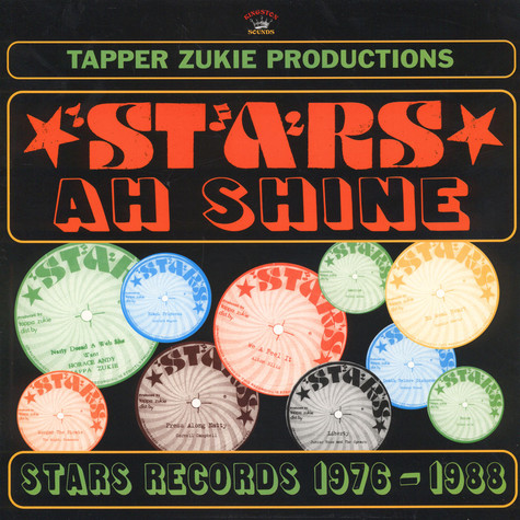 Tapper Zukie Productions - Stars Ah Shine: Hits 1978-1982