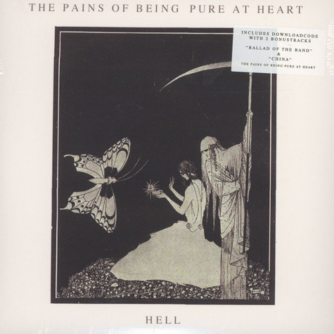 Pains Of Being Pure At Heart - Hell / Laid