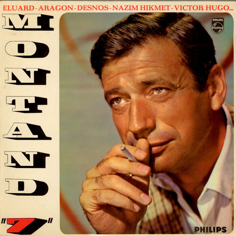 """Yves Montand - """"7"""""""