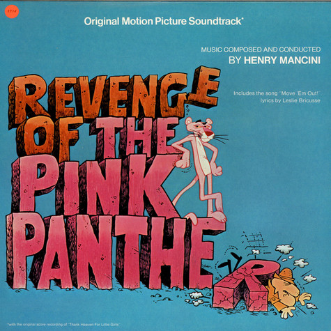 Henry Mancini - OST Revenge Of The Pink Panther